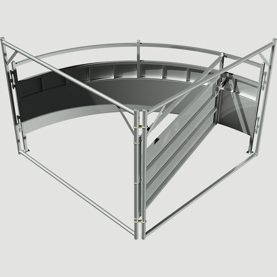 PERMANENT FORCING GATES & ACCESSORIES