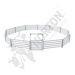 stallion-horse-yard-portable-oval-rail