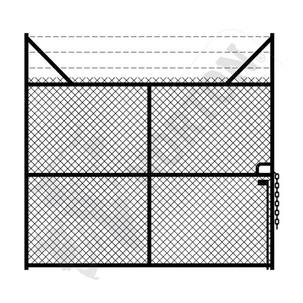 industrial-gate-chain-mesh-3-barb-wires-32nb