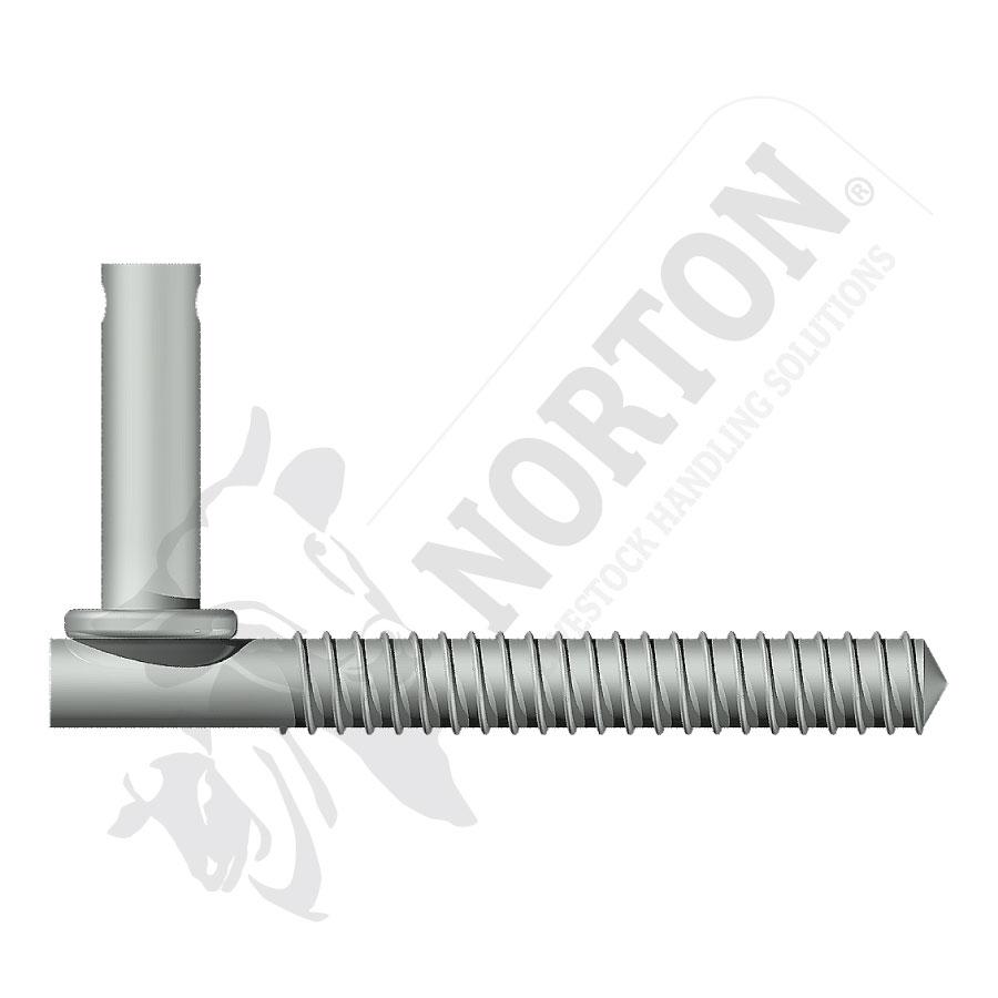 gudgeon-screw-in