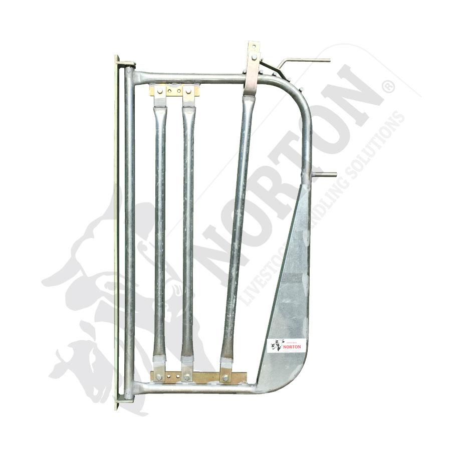 head-bail-gate-swing-type