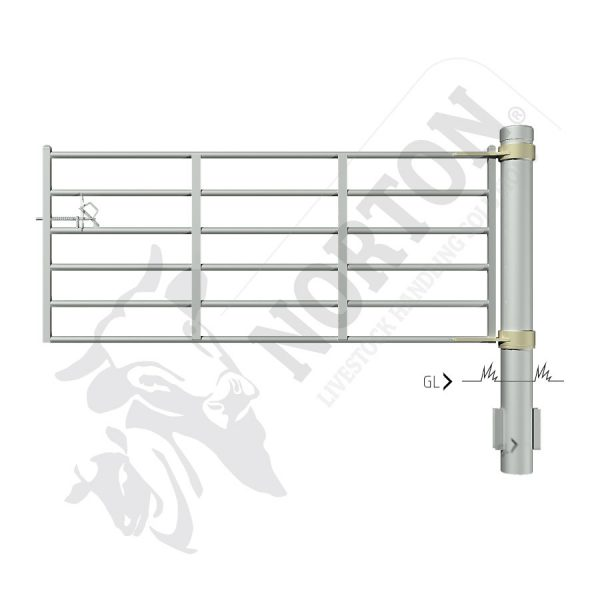 forcing-gates-360-degrees-round-pipe