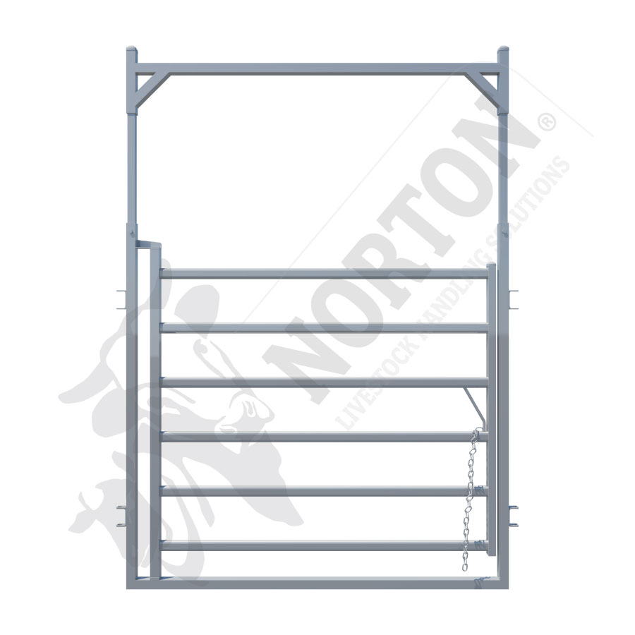 jackaroo-portable-oval-rail-high-bow-gate